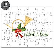 Christ Is Born Puzzle