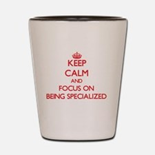 Cute Specialized Shot Glass