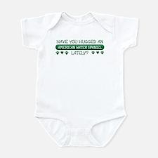 Hugged AWS Infant Bodysuit