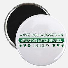 Hugged AWS Magnet