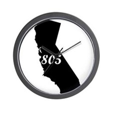 CALI 805 [3] Wall Clock