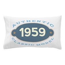 1959 Birth Year Birthday Pillow Case