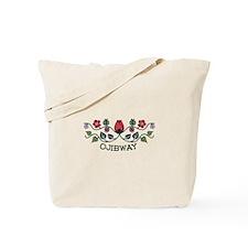 Ojibway Tote Bag
