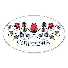 Chippewa Decal