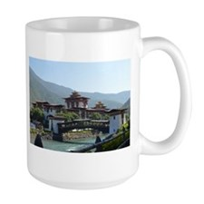 Punakha Dzong Bhutan MugMugs