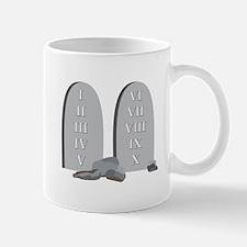 10 Commandments Mugs