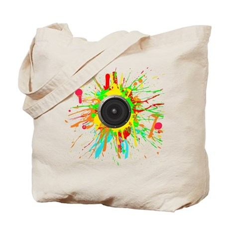 See The Music! Tote Bag