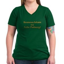Happy St Patrick's Daywomen's T-Shirt