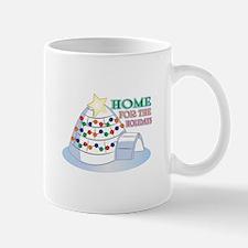 Holiday Home Mugs