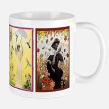 Four Seasons Mug Mugs