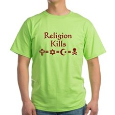 Cute Anti fundamentalist T-Shirt