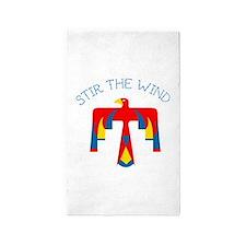 Stir The Wind 3'x5' Area Rug