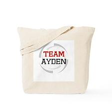 Ayden Tote Bag