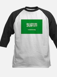 Saudi Arabia Kids Baseball Jersey