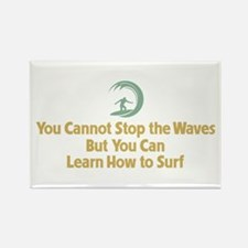 You Cannot Stop the Wa Rectangle Magnet (100 pack)