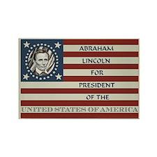 Vote For President Magnets
