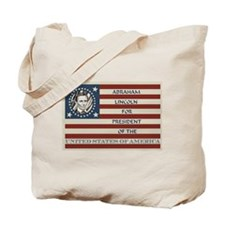 Vote for President Tote Bag