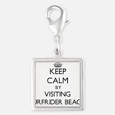 Keep calm by visiting Surfrider Beach California C