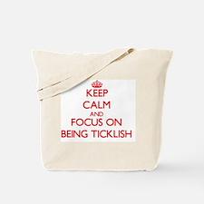 Unique Ticklish Tote Bag