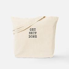 getshitdone Tote Bag