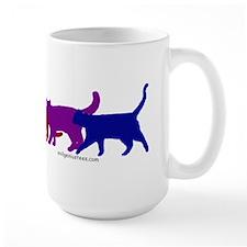 Rainbow cats Mug