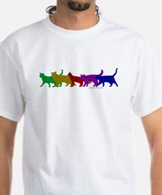 Rainbow cats Shirt