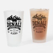 Denali Vintage Drinking Glass