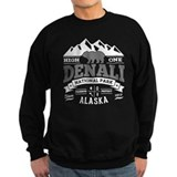 Denali national park Sweatshirt (dark)