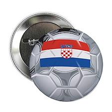 Croatia Football Button