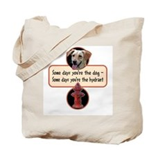 Dog - Hydrant Tote Bag