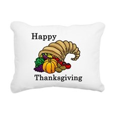 Unique Thanksgiving Rectangular Canvas Pillow