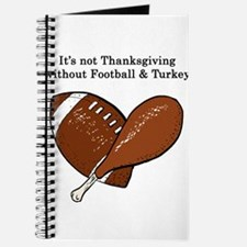 It's not thanksgiving without football and turkey