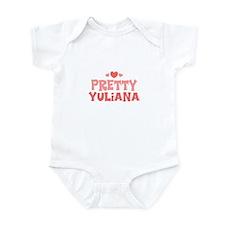 Yuliana Infant Bodysuit