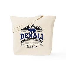 Denali Vintage Tote Bag