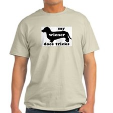 Wiener Tricks Light Natural T-Shirt