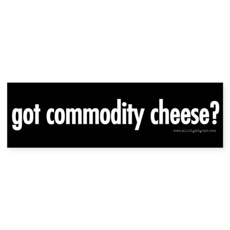 Commodity Cheese Gifts & Merchandise | Commodity Cheese Gift Ideas ...