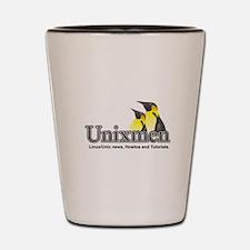 Unixmen Shot Glass