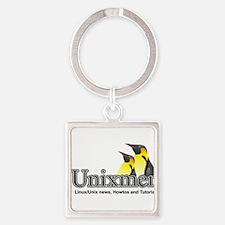 Unixmen Keychains