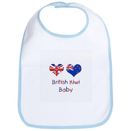 British Kiwi Baby Bib