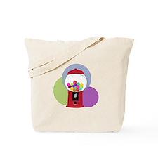 Gumball Machine Tote Bag