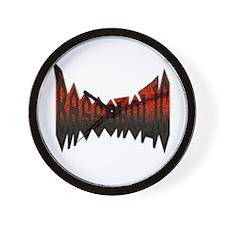 Bassoholic Doom Look Wall Clock