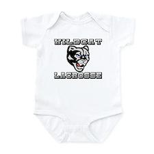 Lacrosse Wildcat Infant Bodysuit