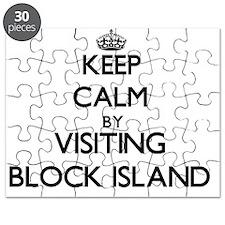 Cute Block island Puzzle