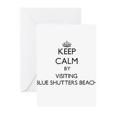 Keep calm by visiting Blue Shutters Beach Rhode Is
