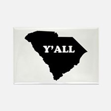 South Carolina Yall Magnets