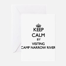 Keep calm by visiting Camp Narrow River Rhode Isla