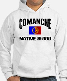 Comanche Native Blood Hoodie