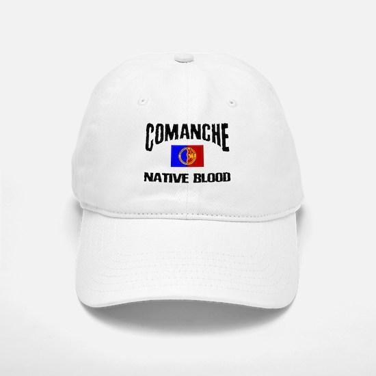 Comanche Native Blood Baseball Baseball Cap