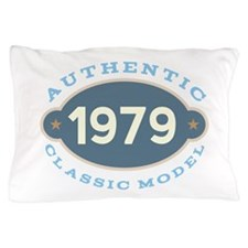 1979 Birth Year Birthday Pillow Case