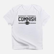 Fantasy Football Commish Infant T-Shirt